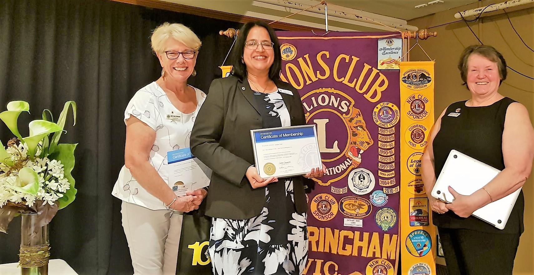 Donvale Lions Club News